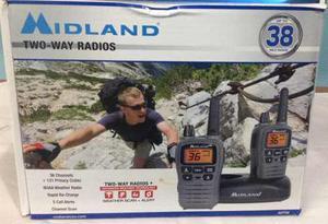 Radio Midland De Dos Vias Oferta !!