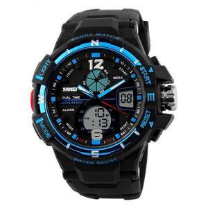 Reloj Tipo Militar Skmei  Sport Navy Seal 4 Modelos