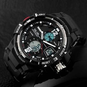 Reloj Tipo Militar Sport Navy Seal 4 Colores Skmei m
