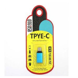 Adaptador Otg Tipo C A Usb Type-c Macbook S8+ Moto Z2 Play
