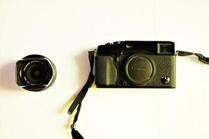 Camara Fujifilm X Pro 1 Negra