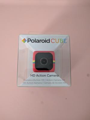 Camara Polaroid Cube Hd p Lifestyle Deportiva Mini