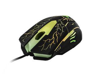 Mouse Gamer Eagle Warrior G16 Retroiluminado dpi