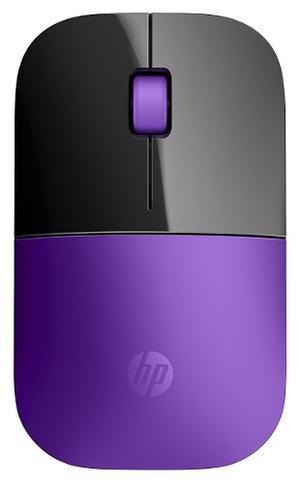 Mouse Inalámbrico Hp Purple Z (x7q45aa) 10m Envio