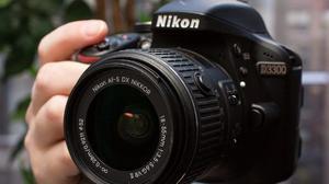 Reflex Nikon D Megapixeles Video Full Hd Wifi
