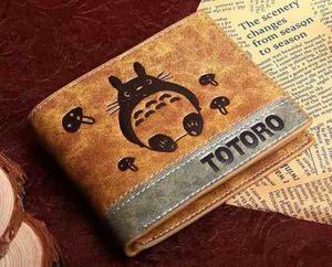 Cartera Anime Totoro Naruto One Piece Sao Y Mas