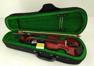 Violin Amadeus Cellini 1/16 Nuevos Con Accesorios