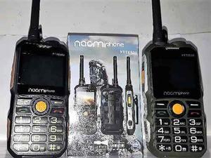 Telefono De Uso Rudo Con Bocina Mp3 Y Bateria Larga