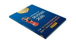 Album Pasta Dura + 140 Estampas Sin Repetir Rusia 18 Panini