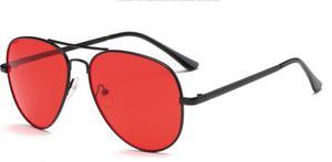 Lentes Gafas Matsuda Iron Man Tony Stark Rojo Red