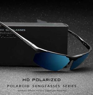 Lentes Gafas Sol Polarizados Conducir Deportivos Hombre Nt