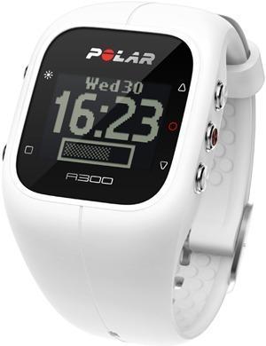 Reloj Polar A300 Hr Color Blanco Con Banda,running,correr.