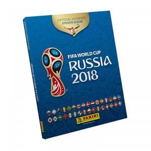 Álbum Pasta Dura Mundial Rusia  Estampas S/repetir
