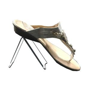 Exhibidor Para Zapatos En Acrilico 3 Mm Talonera Alta
