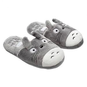 Pantuflas De Totoro Unisex Moda Kawaii Japón Con Regalo X
