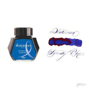 Tinta Waterman (Serenity Blue) Tinta Pluma Fuente