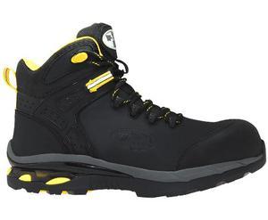 Zapato Bota Industrial Dieléctrico- Aero Lite Ngo- Wsm Lite