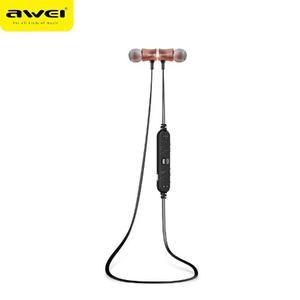 Audífonos Awei A921bl Bluetooth Deportivos Magnéticos