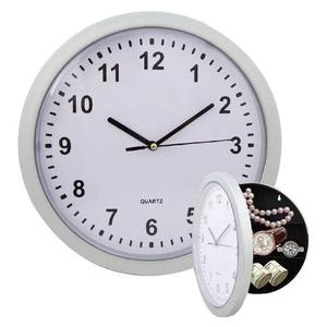 Caja De Seguridad De Reloj Pared Camuflajeada Guardar Valore