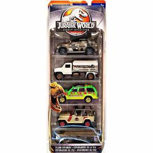 Matchbox Legacy Collection -pack Jurassic World Jeep