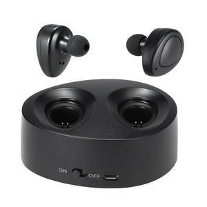 Mini Audífonos Inalámbricos Con Bluetooth V4.1 Con