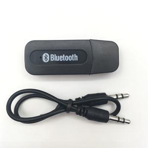 Receptor Adaptador Audio Bluetooth Auxiliar Usb Musica Auto
