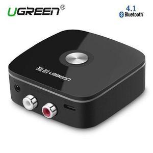 Receptor Bluetooth Con Salida De 3.5mm Y Rca Ugreen