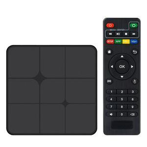 Smart Tv Android 7.1 Tv Box Quad Core 1gb Ram 8gb 4k Hd Wifi