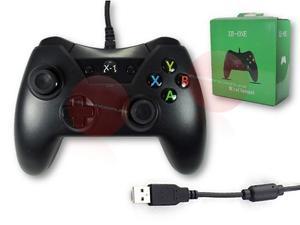 Control Alambrico Gamepad Para Xbox One Nuevo Generico