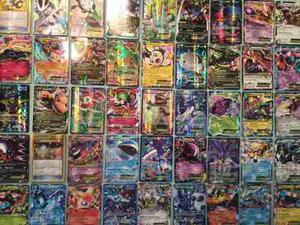 Lote De 500 Cartas De Pokemon En Perfecto Estado + Envio Dhl