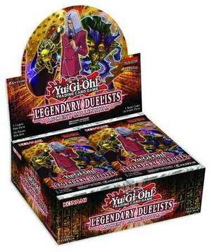 Yu-gi-oh! Legendary Duelist Ancient Millenium Caja Yugioh
