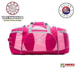 Equipo Entrenamiento Kos - Maleta Elite Taekwondo Rosa