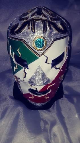 Mascara d luchador dr wagner triplemania profesional en lame 666b24e0262bc