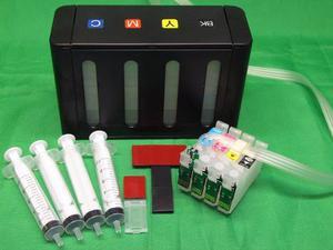 Sistema De Tinta Continua Para Epson Wf Wf Sin Tinta