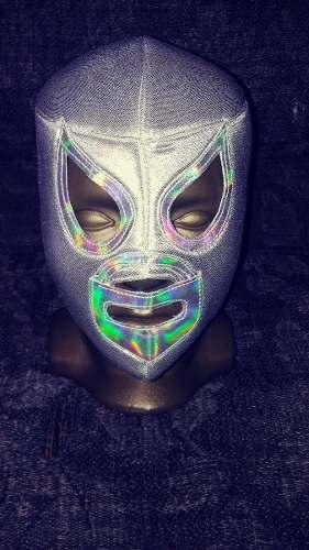 Wwe Cmll Aaa Mascara De Luchador Santo Para Adulto