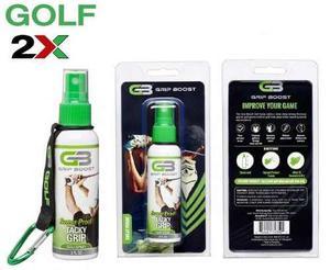 2 Pack Grip Boost Golf Spray Para Guante De Golf