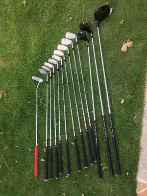 Golf Set Complete Top Quality Para Zurdos