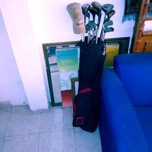 Juego De Palos De Golf Marca Wilson