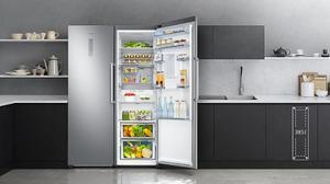 Refrigerador Y Congelador Independientes Samsung Twin