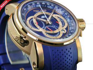 Reloj King Midas Cronógrafo Oro| Promo Mundial $%