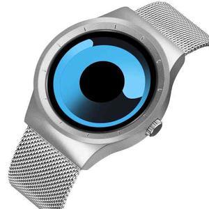 Reloj Skone Acero Inox Moda Europea Envio Gratis
