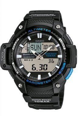 Sgw450 Twin Sensor Altimetro,barometro,termometro Oferta !!