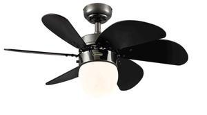 Ventilador / Abanico De Techo Westinghouse Turbo Swirl Cfl