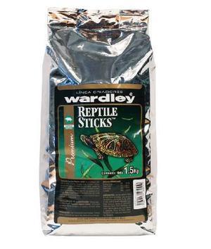 Alimento P/reptiles Acuáticos Reptile Sticks 1,5kg Lomas