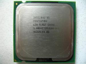 Pentium 4 Ht ghz/2m/800 Sl7z9 S-775 Entrega Personal Df