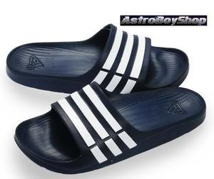 Sandalias adidas Duramo Slide Navy Ed (29 Mex) Astroboyshop
