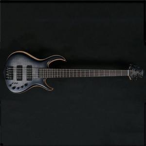 Sire Marcus Miller M7 Bajo 5 Cuerdas  Trans Black+funda
