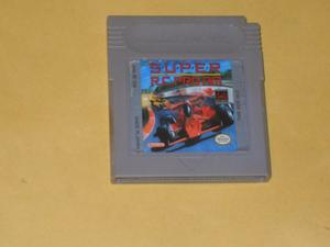 Super R.c. Pro-am Gameboy Game Boy Gb
