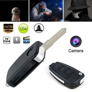 Llavero Camara Espia Con Sensor De Movimiento