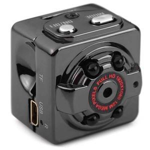 Mini Cámara Espía Sqp/720p Con Batería Recargable